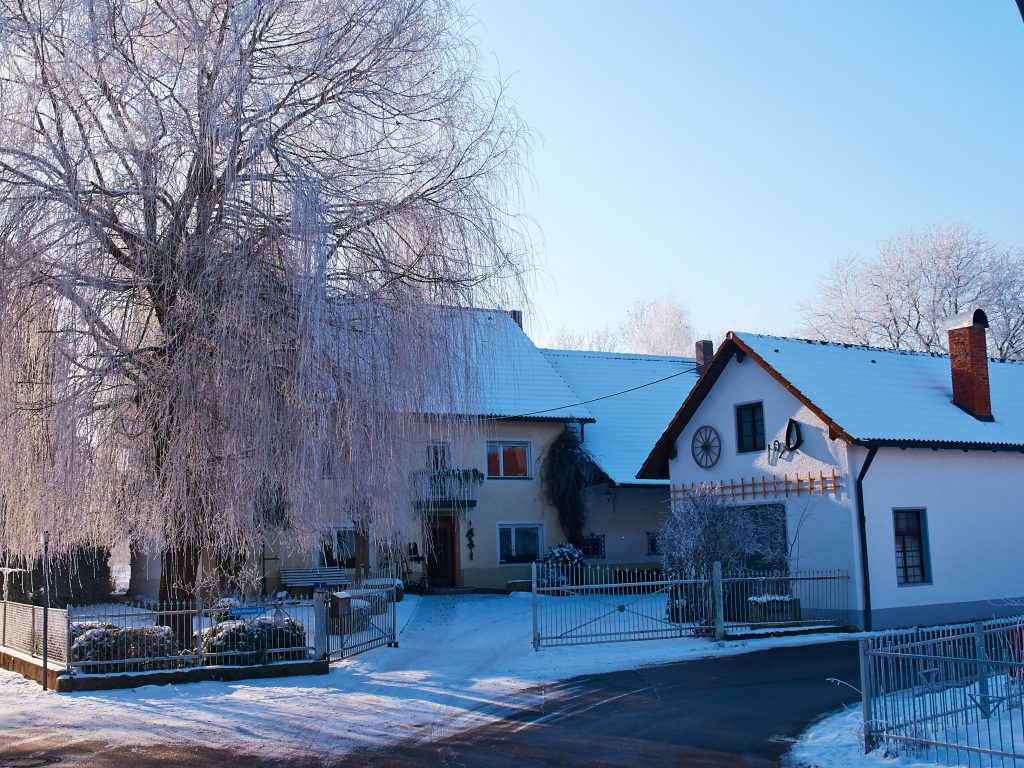 Allmeier-Hof im Winter